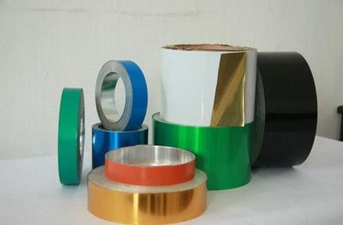 China White Lacquer Coated Aluminium Foil 0.06-0.12mm Thickness For Airline Container supplier
