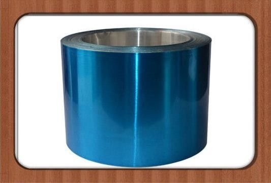 China High Strength Anodized Aluminum Foil With 2.5 - 3.5% Elongation supplier