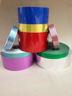 8011 Colorful Aluminium Coil 0.18mm*115mm For Medical Caps