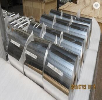 China Industrial Aluminium Fin Foil High Performance  Heavy Gauge Aluminum Foil supplier