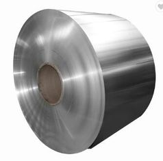 China Temper 0 Aluminium Foil Strip 0.009mm / Food Grade Aluminum Foil For Packaging supplier