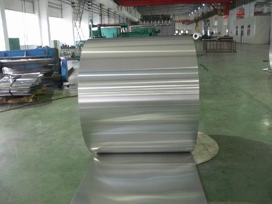 China Tongxin Pharmaceutical Aluminum Foil 8011 H14 0.16mm Thickness Aluminum Coil Stock factory