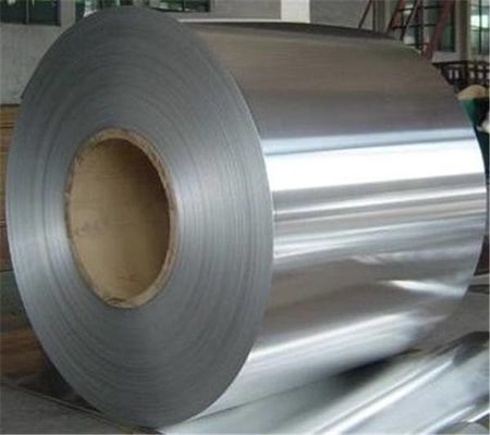 China 0.12mm Fin Aluminum Foil Stock With 1100 Alloy / Temper H22 ISO9001 distributor