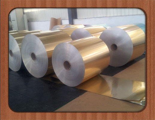 China High Performance Color Coated Aluminium Coil With 0.17-0.23mm Thickness factory