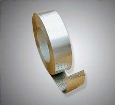 China Polypropylene (PP) Coated Perforated Aluminum Strips , PPR Pipe Perforated Aluminum Foil factory