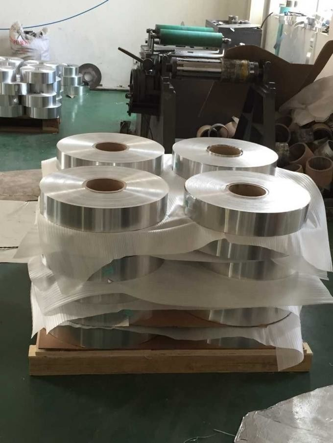 Lamp Base Industrial Grade Aluminum Foil 0.25mm Thickness Aluminum Foil Roll